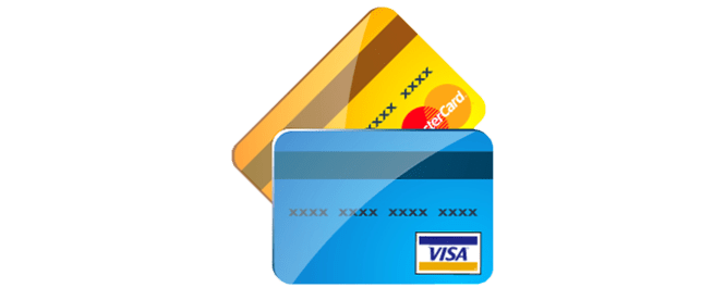 credit card payment logo