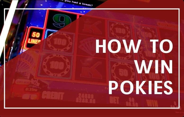 Strategy To Play Real Pokies Online