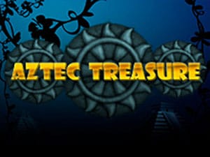 Aztec Treasure main logo